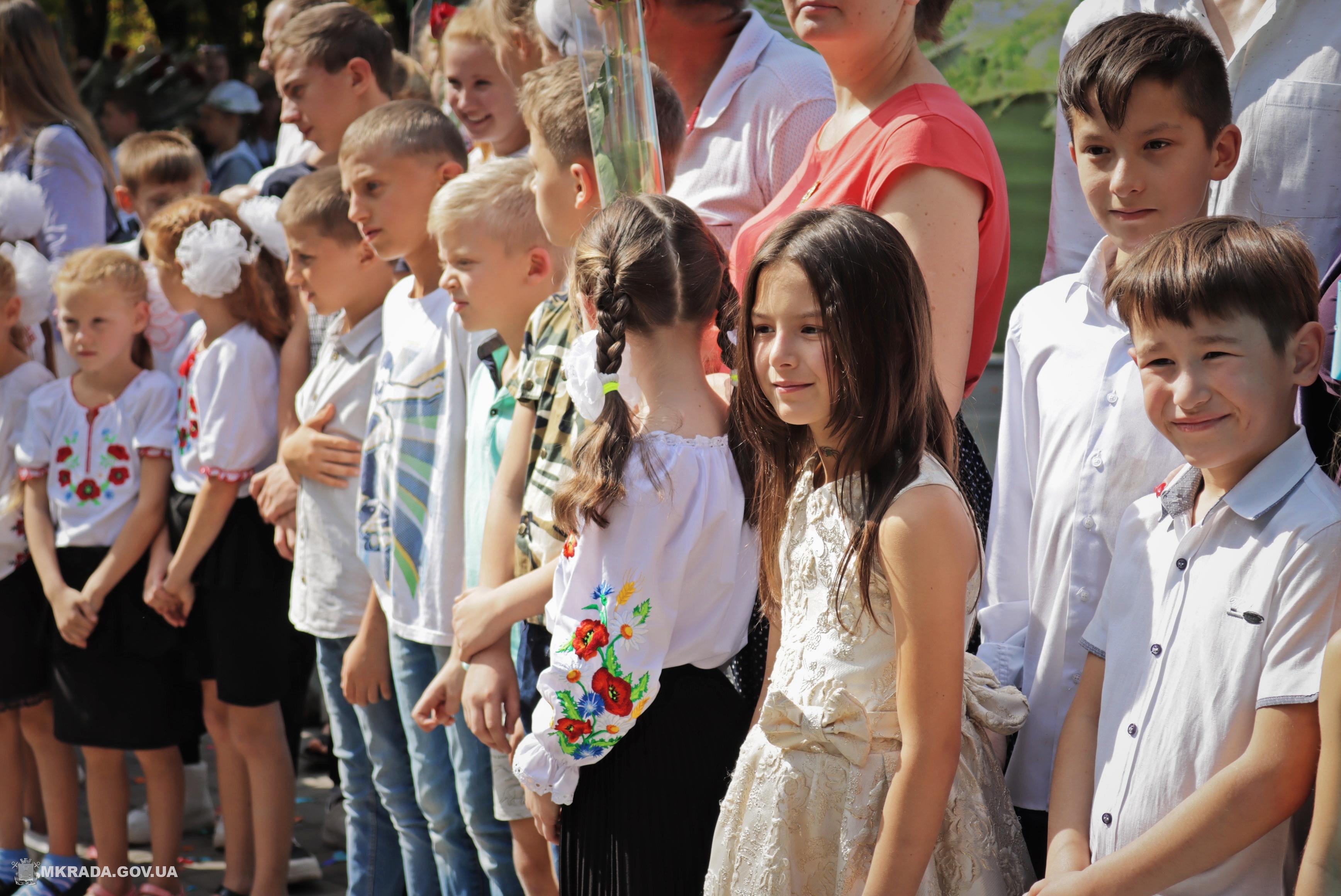 На День в Миколаєві вітали багатодітні родини