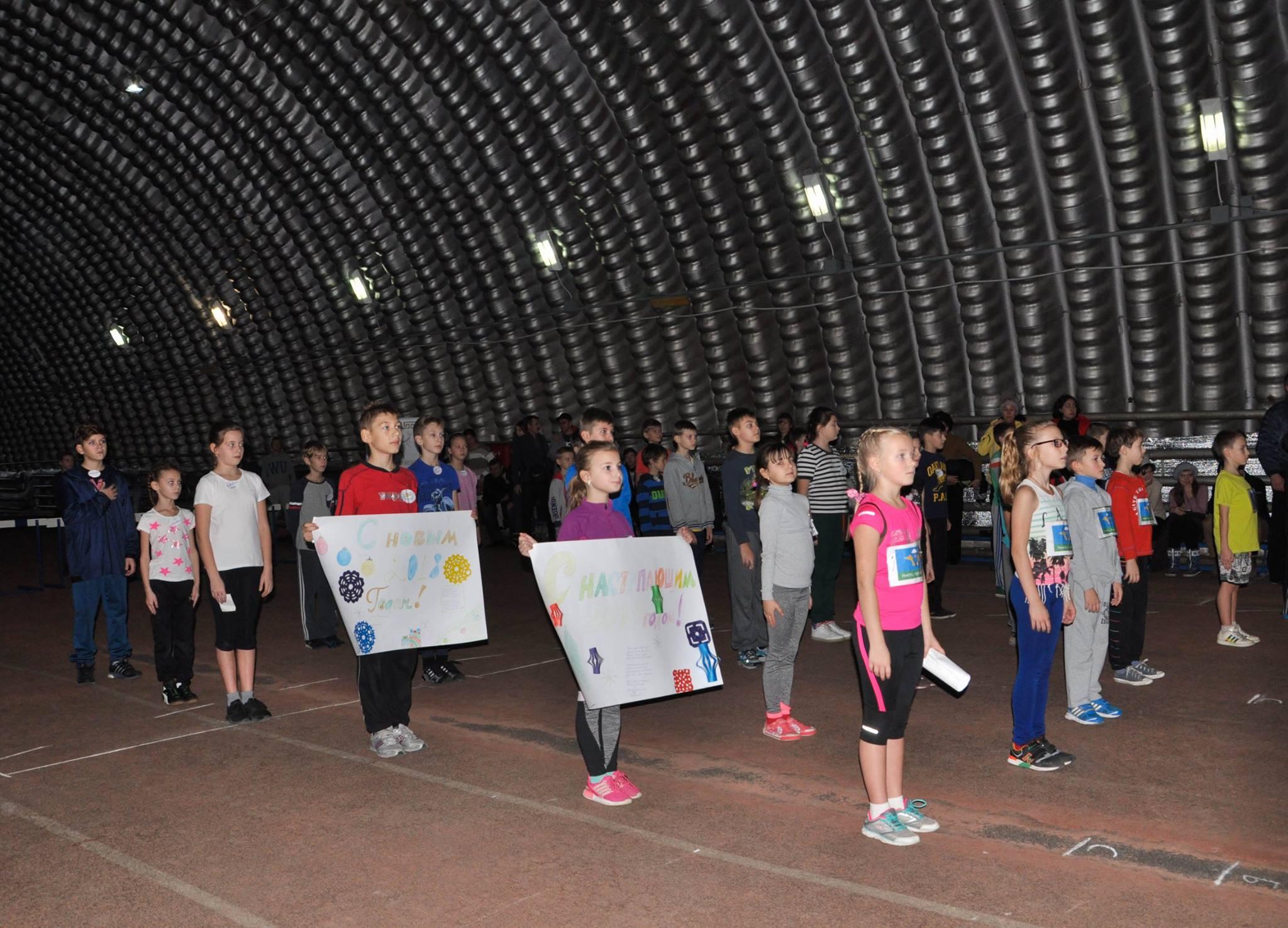 У Миколаєві відбувся відкритий чемпіонат з легкої атлетики