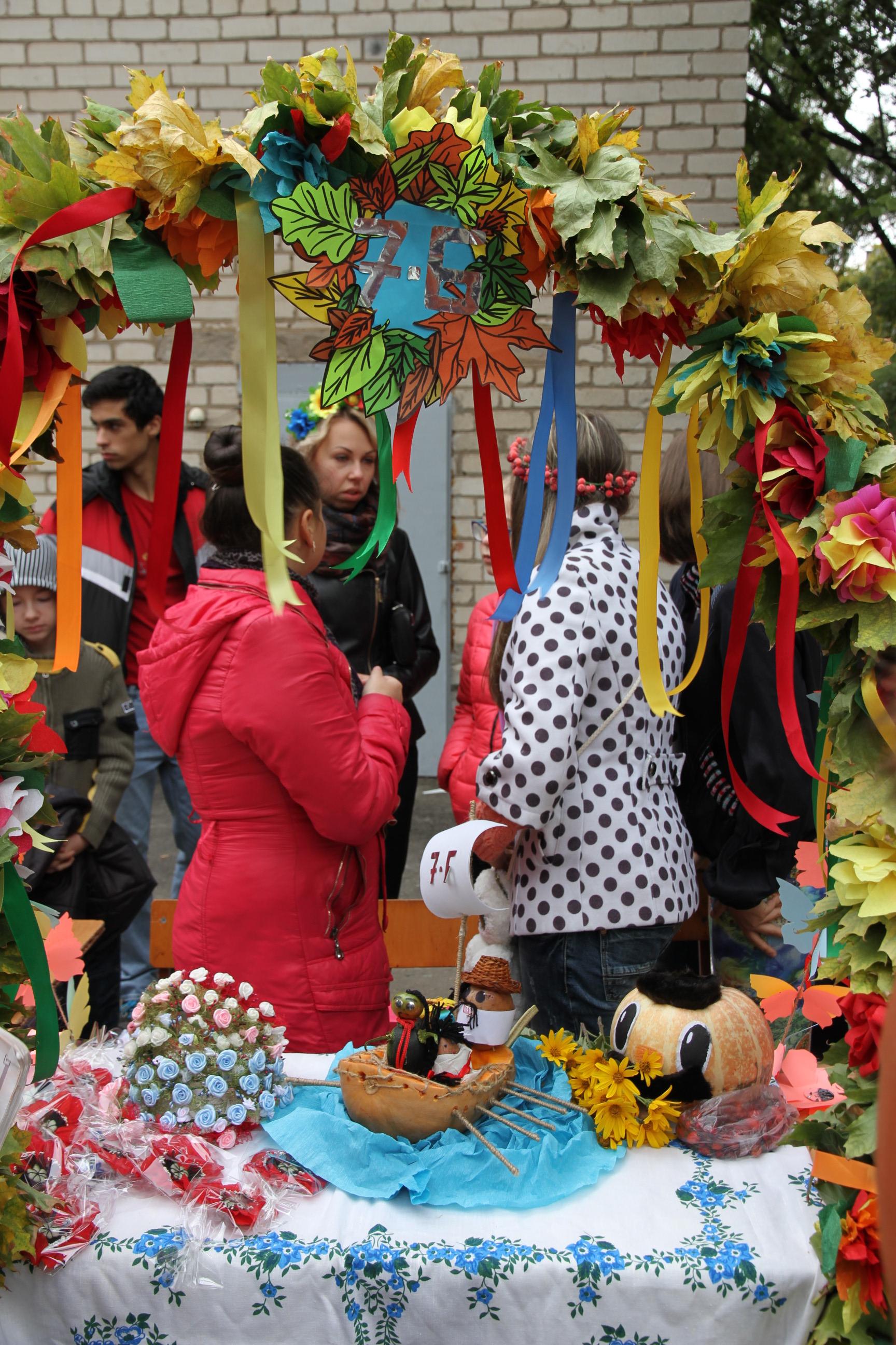В Николаеве прошла благотворительная ярмарка в поддержку онкобольных детей (ФОТОРЕПОРТАЖ), фото-1