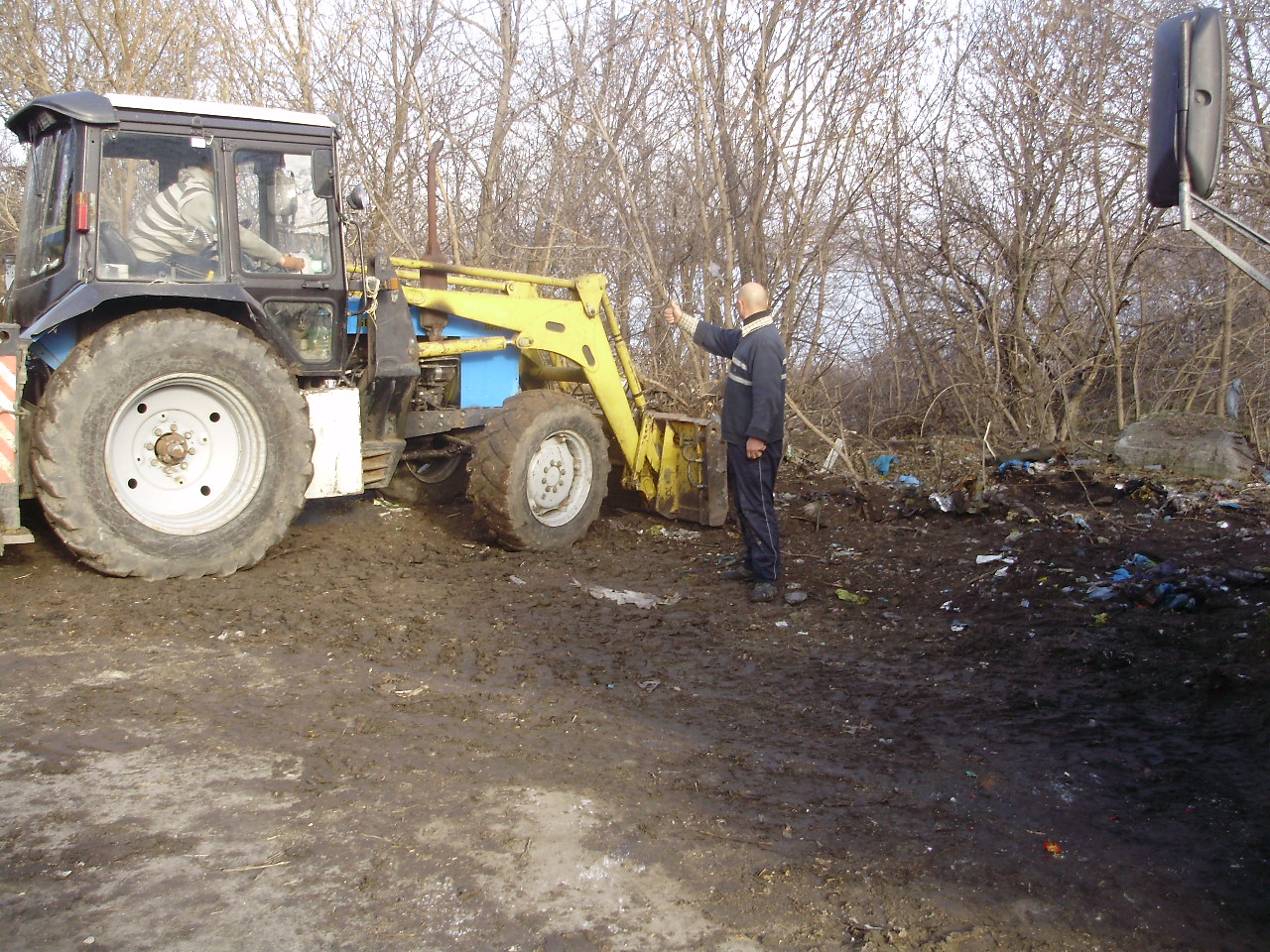 "У николаевских властей дошли ""руки"" до свалок (ФОТО), фото-2"