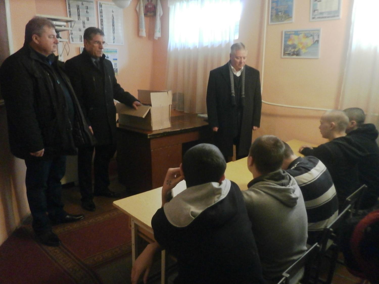 Святой Николай побывал у детей в николаевском СИЗО (ФОТО), фото-1